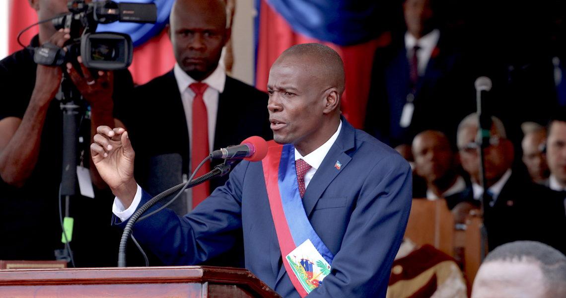 Jovenel Moise Haiti