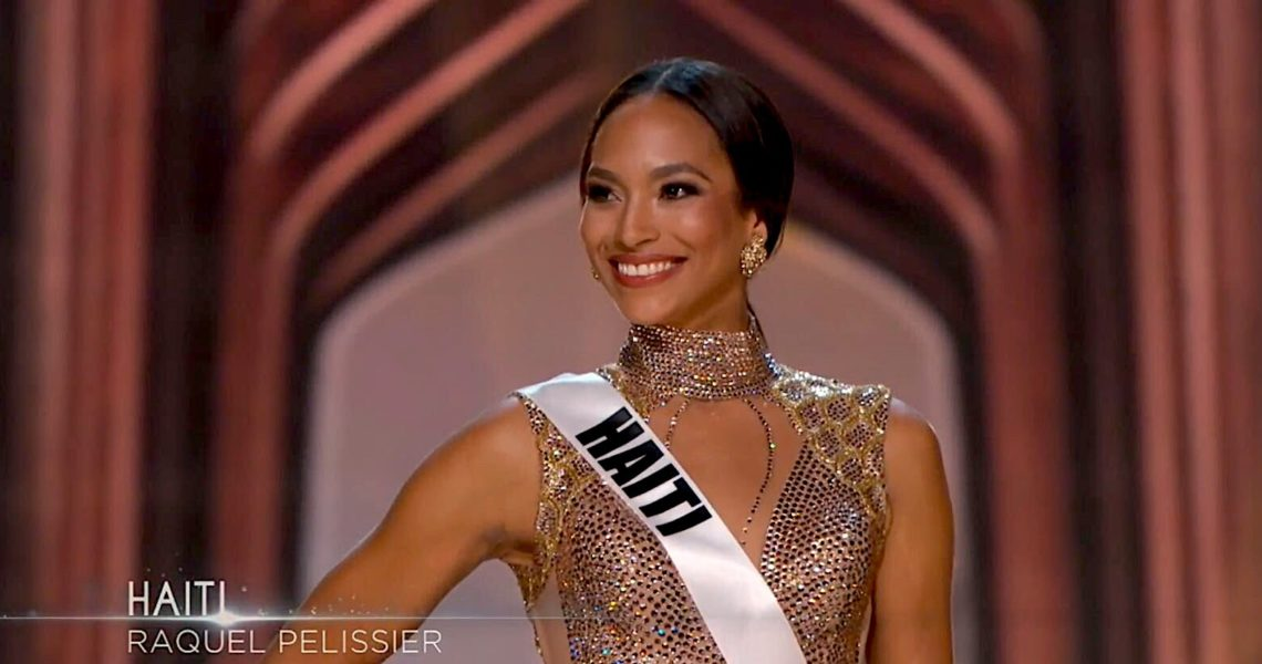 Raquel Pelissier, 1ere dauphine Miss Univers 2017