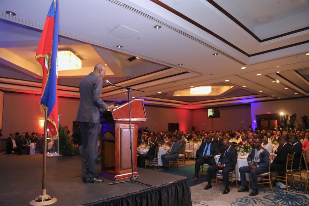 Actualit s page 42 minist re de la communication for Chambre de commerce d haiti